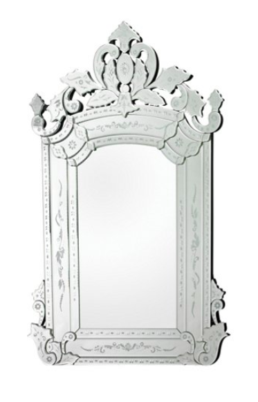Reproduction Venetian Mirror