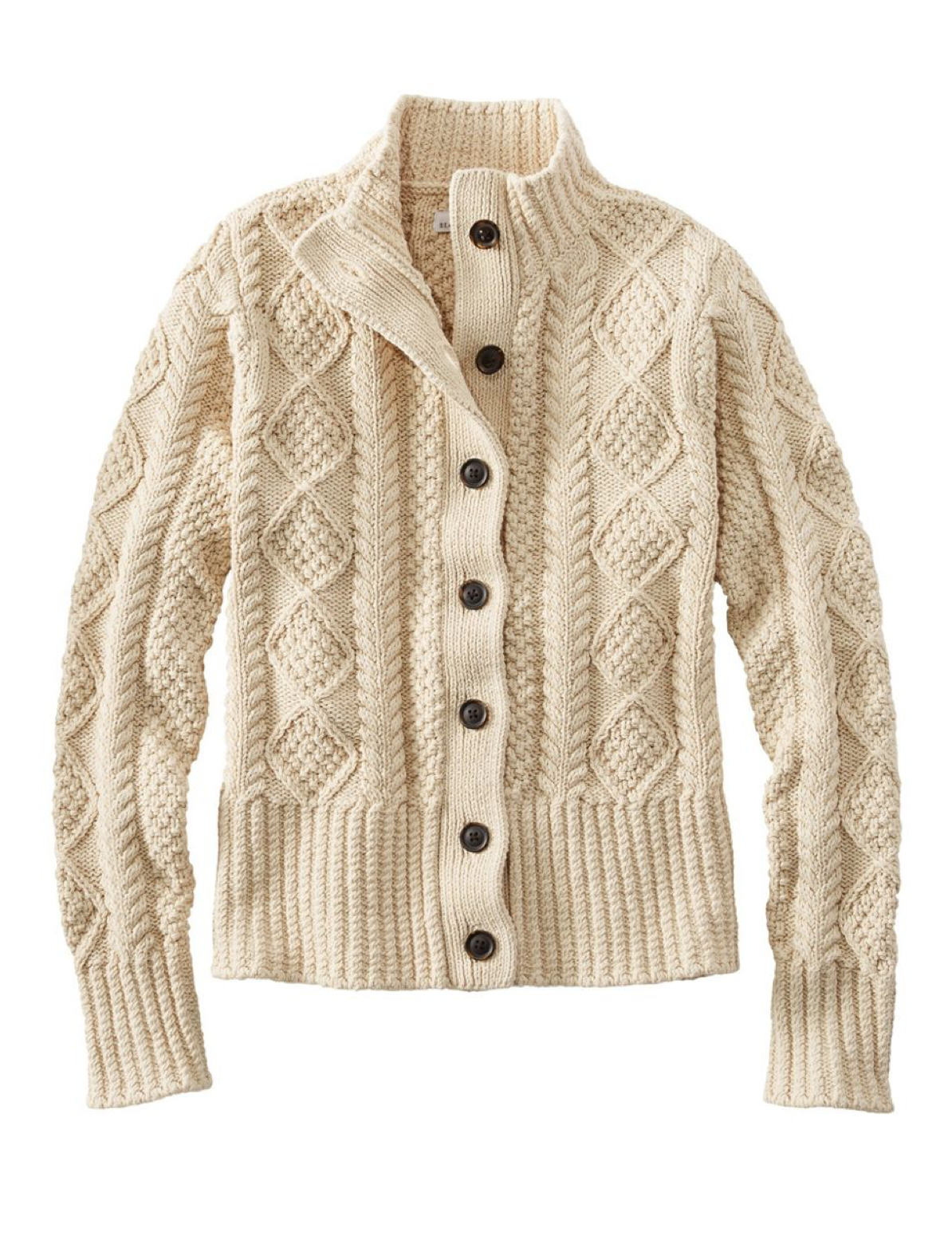Cable Knit Fisherman Sweater