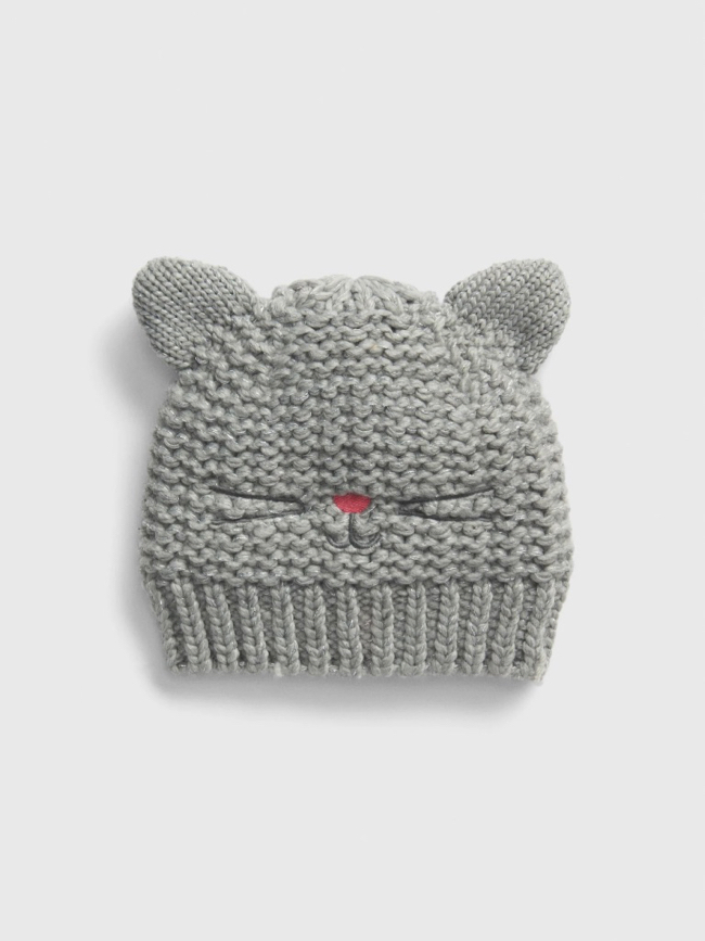 Toddler Cat Beanie