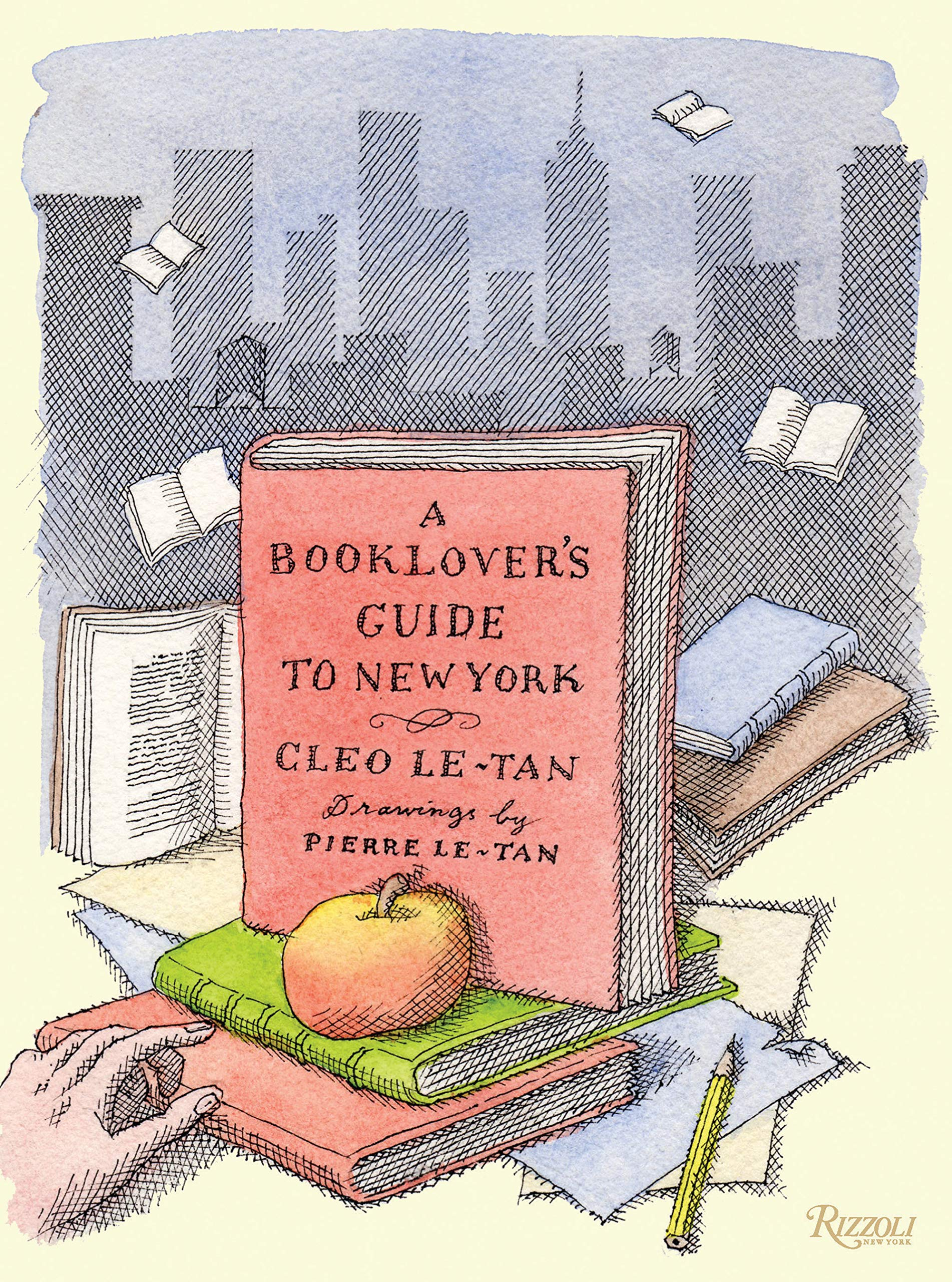 A Booklovers Guide to New York