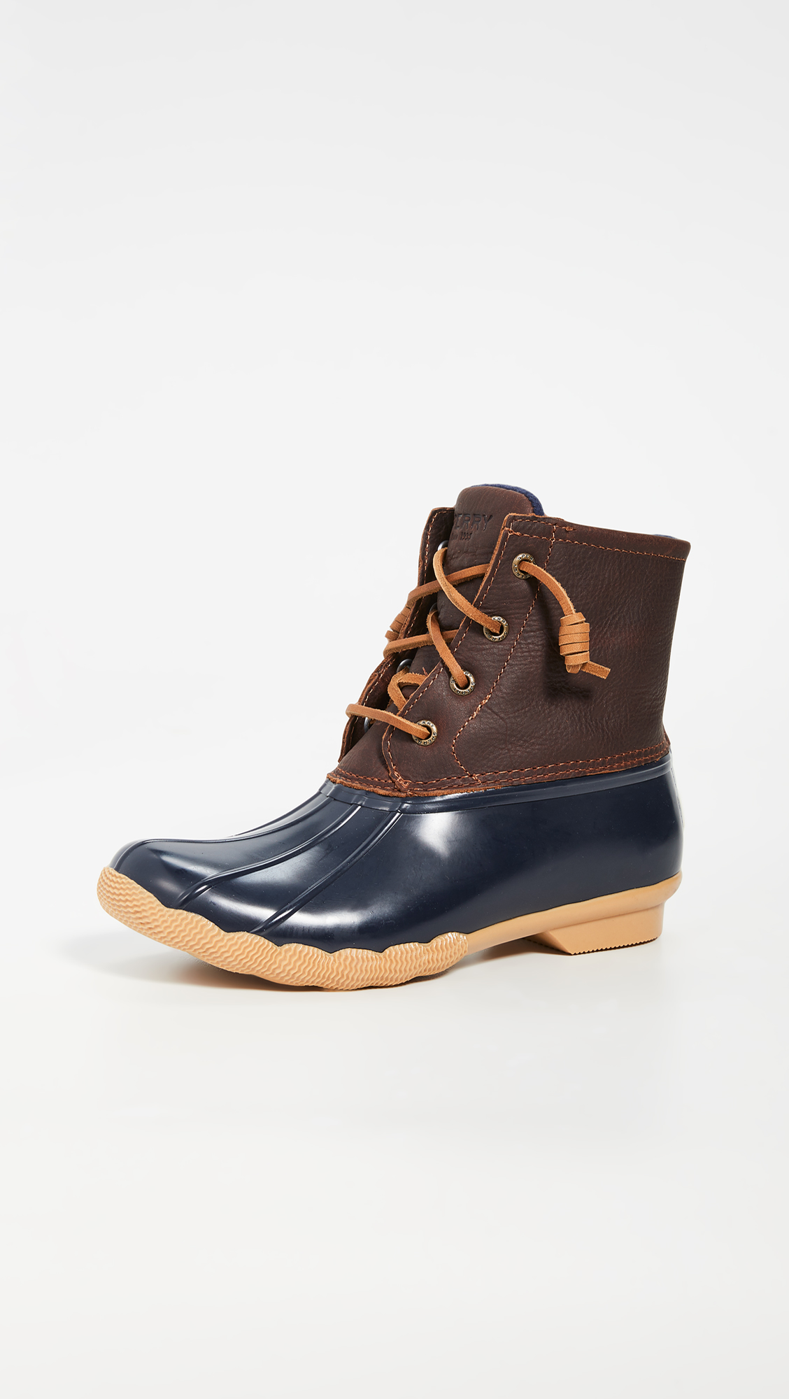 Sperry Lace Up Rainboot