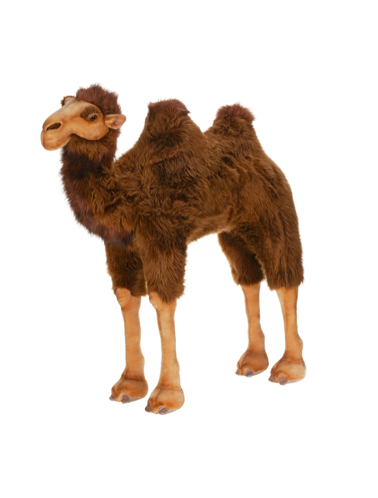 Camel Ride-On Plush Nursery Decor