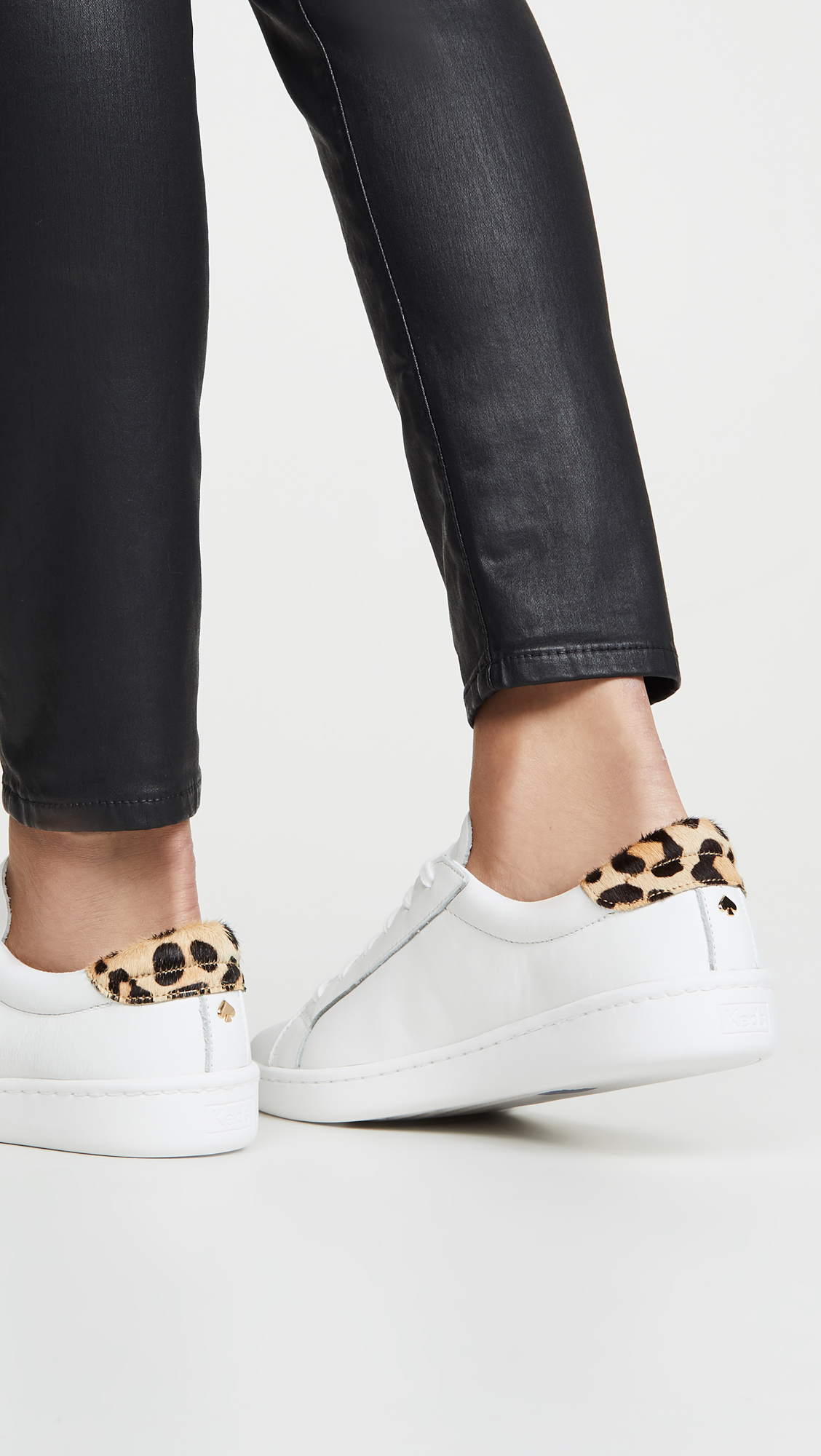 Leopard Kate Spade for Keds Sneakers