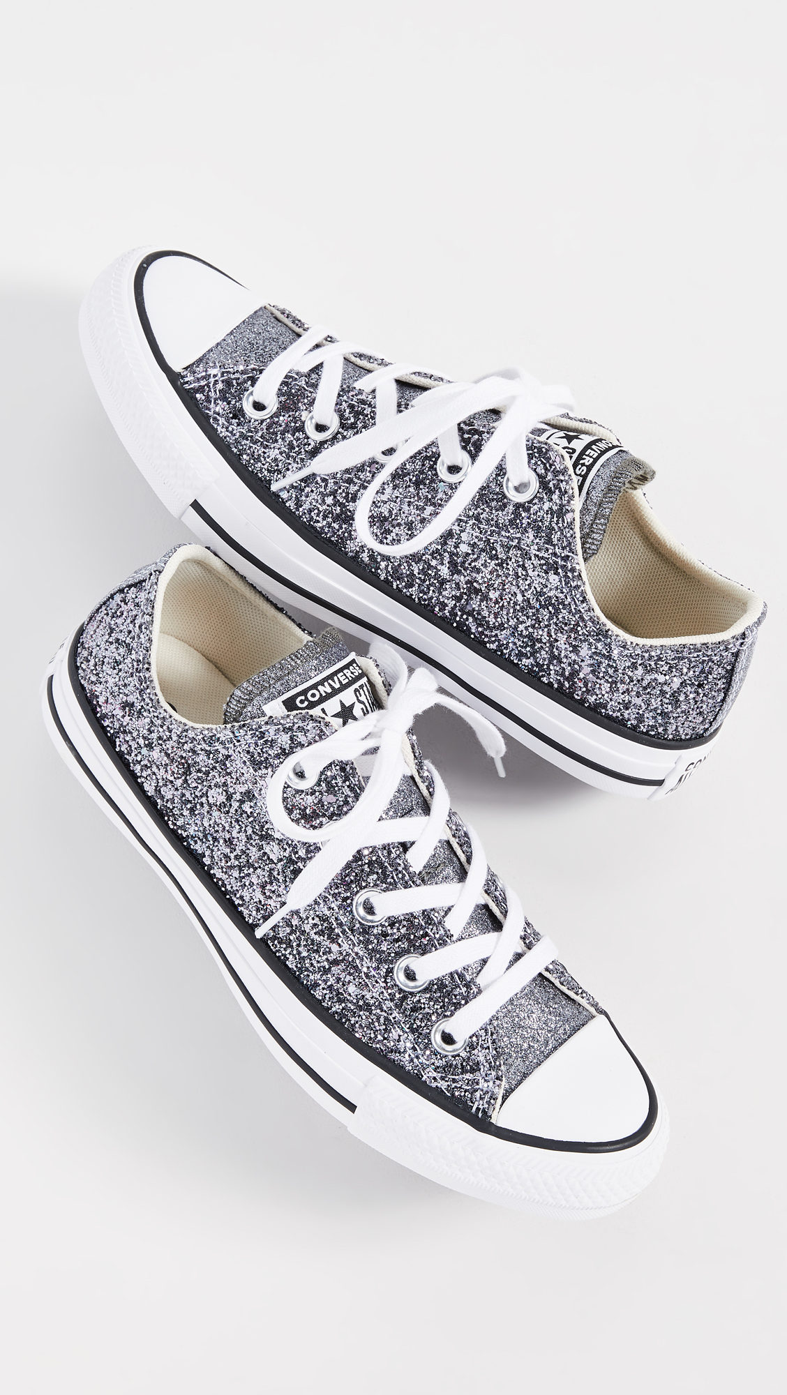 Glitter Chuck Taylor Shoes