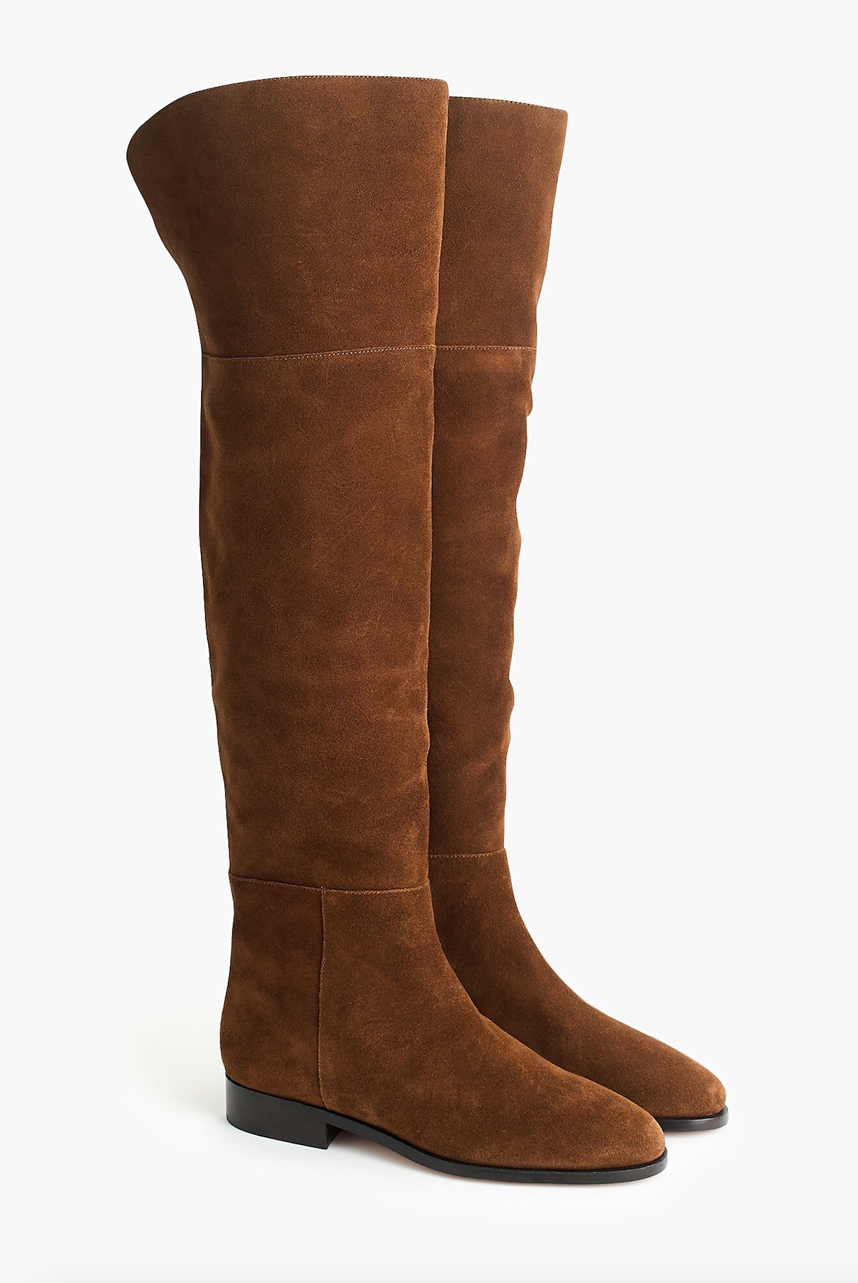 Brown Over the Knee Boots