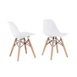 White Moderns Chair Set