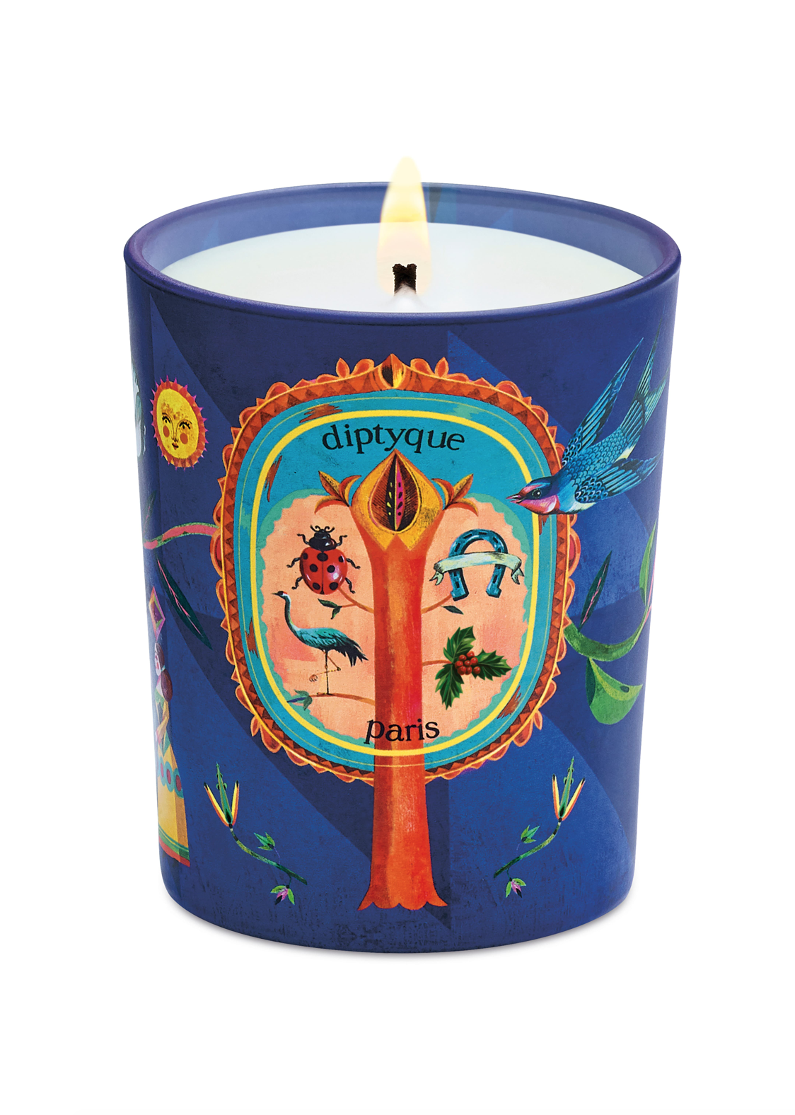 Limited Edition Diptyque Candle