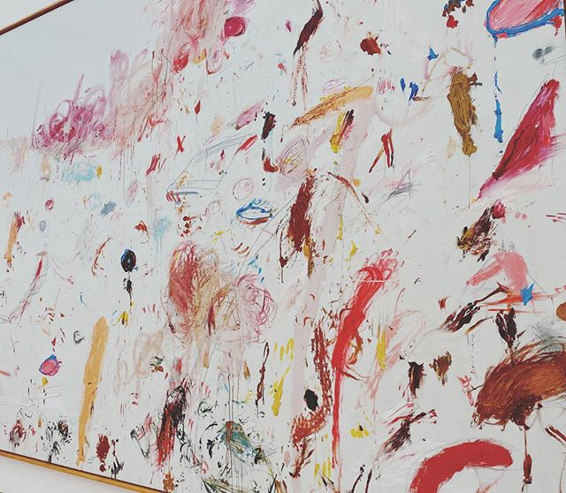 Instagram Highlights: Twombly, Pumpkins, and more!