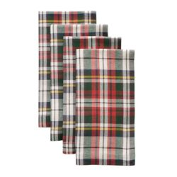 Denver Plaid Napkins
