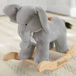 Elephant Plush Nursery