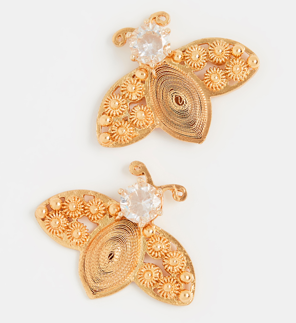 The Daily Hunt: Beautiful Bee Earrings and more!