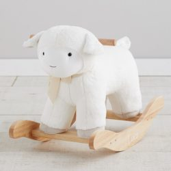 Lamb Plush Rocker