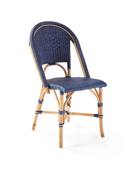 Sunwashed Riviera Side Chair