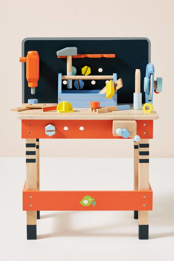 Play Tool Bench Set