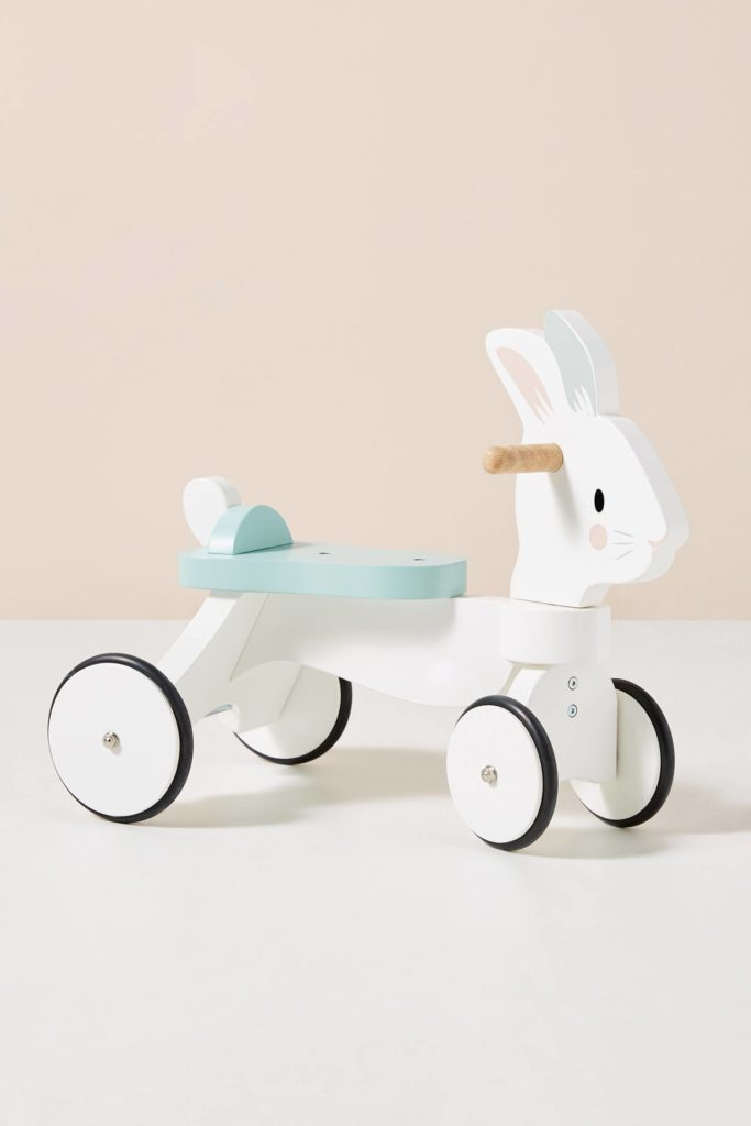 Rabbit Ride-On Toy