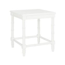 Coastal Bamboo Accent Table