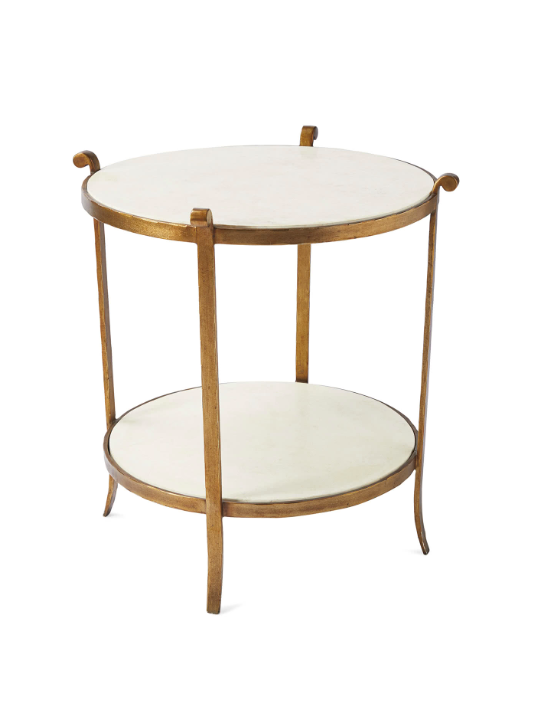 St. Germain Side Table