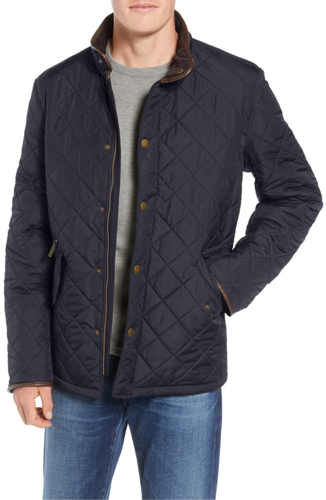 Barbour Quilted Mens Jacket