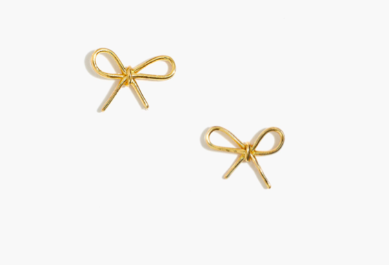 The Daily Hunt: Dainty Bow Earrings and more!