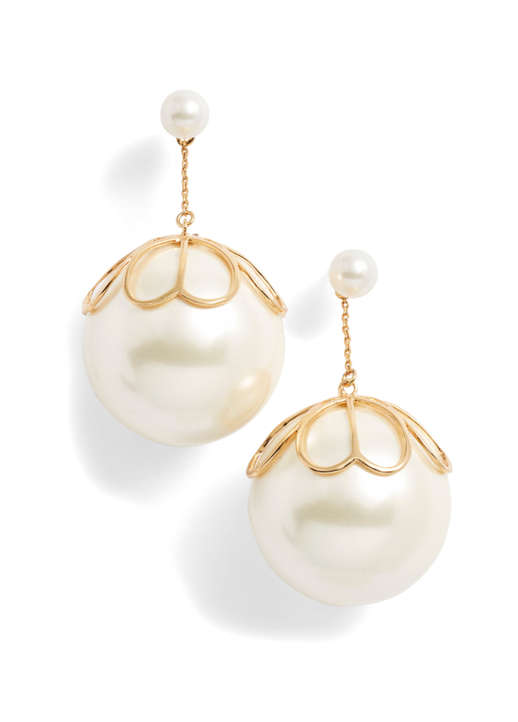 Pearlette Drop Earrings