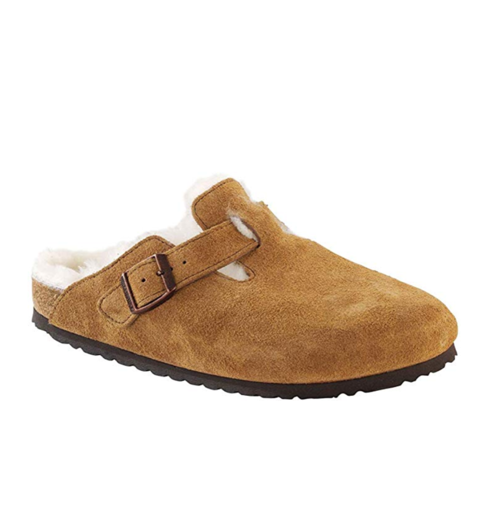 Birkenstock Boston Shearling Clog