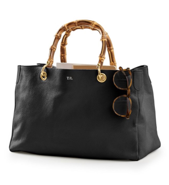 Bamboo Elisabetta Slouch Leather Handbag
