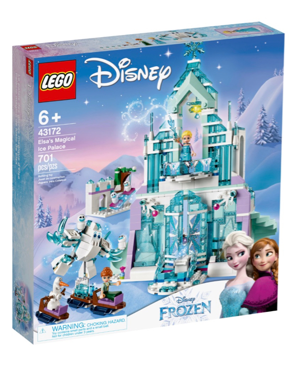 Disney Frozen Elsa's Magical Ice Palace