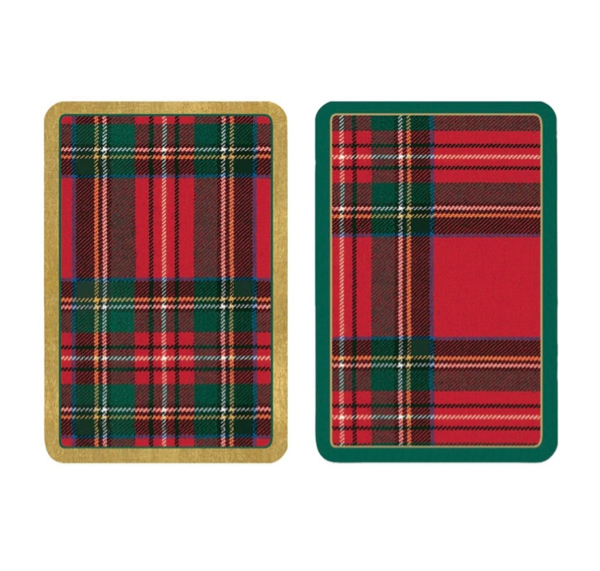 Tartan Playing Cards
