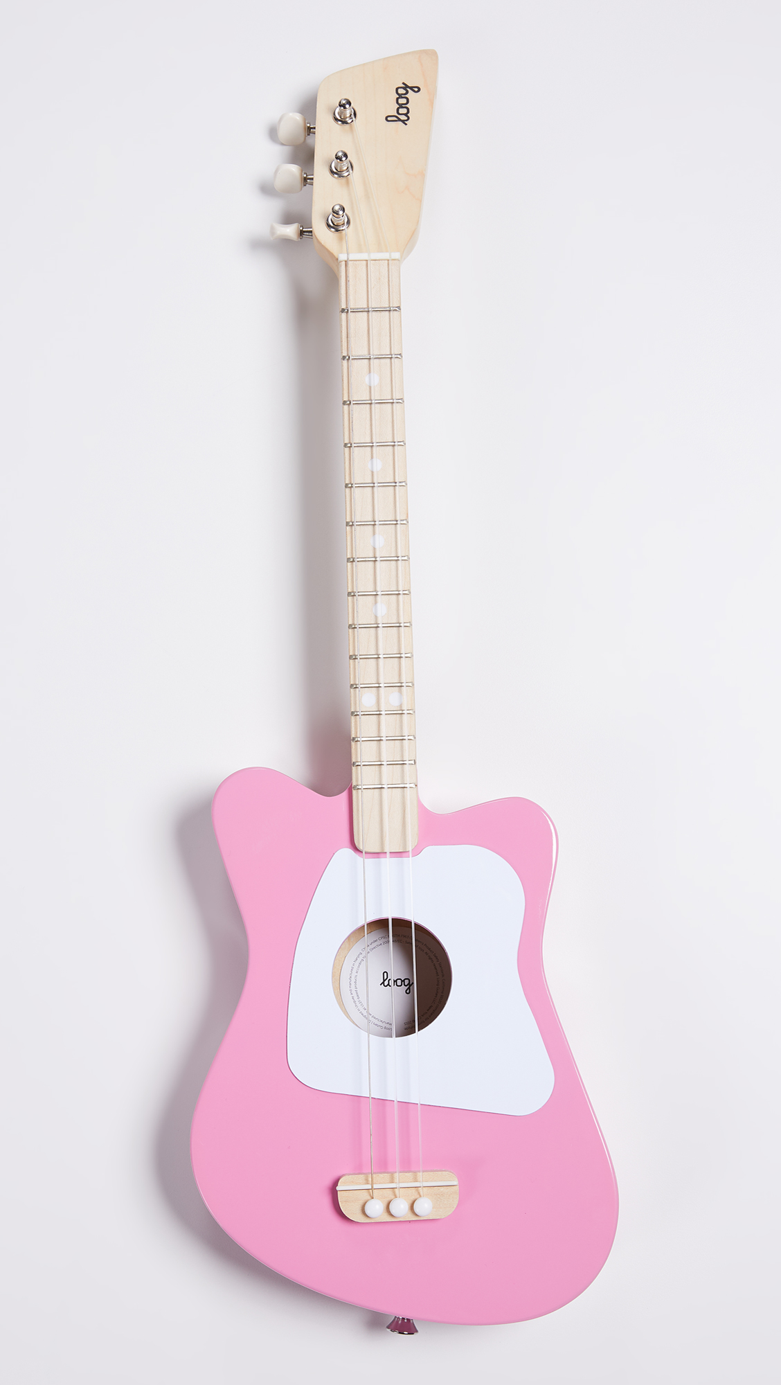 Kid's Mini Guitar Pink