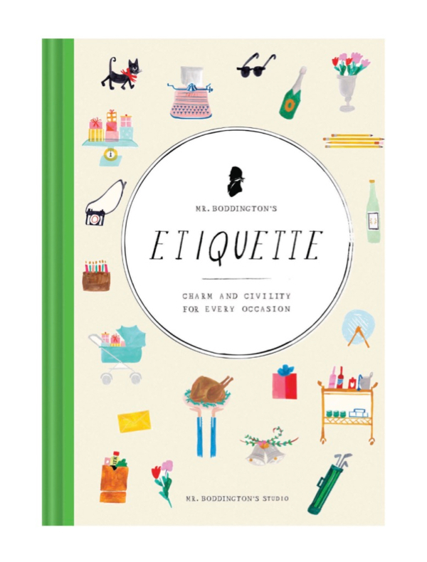 Mr. Boddington's Etiquette Book