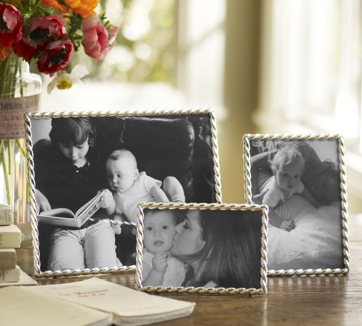 Rope Picture Frames