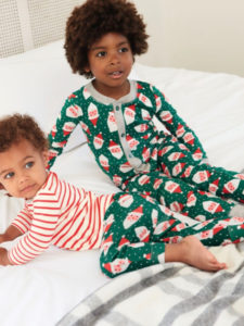 Holiday Pajamas for the Whole Family