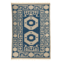 Small Chelak Wool Rug