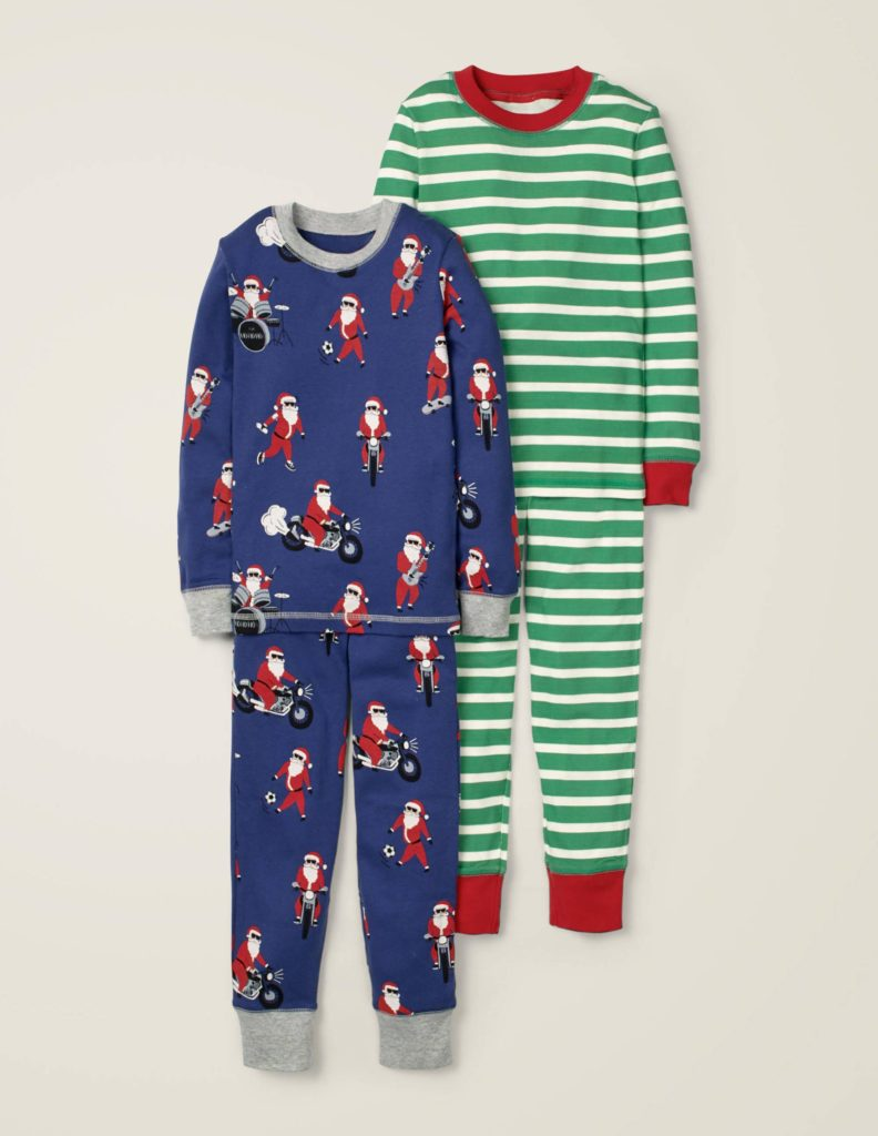 Santa Claus Pajama Set