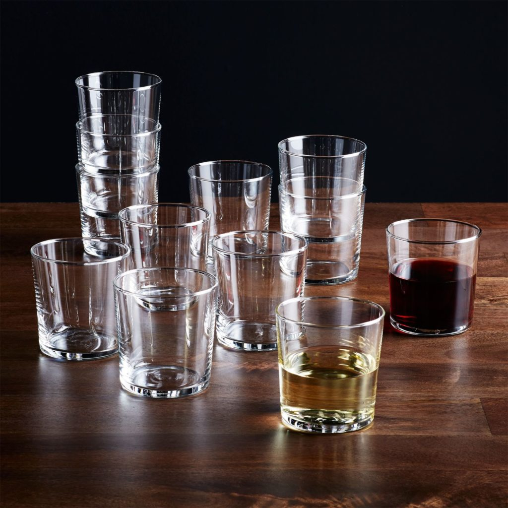 Bodega 11 oz glasses tumblers
