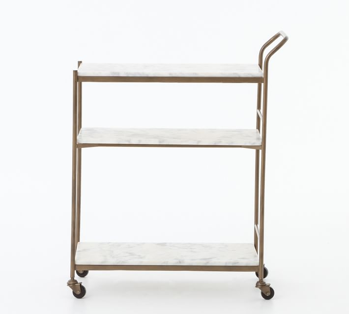 Burwell Bar Cart