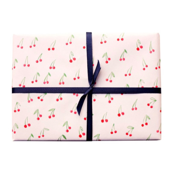 Cherries Gift Wrap