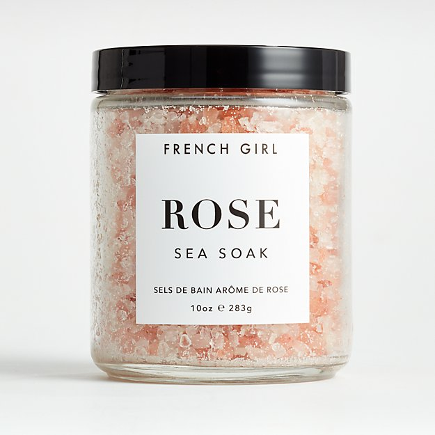 French Girl Rose Sea Soak