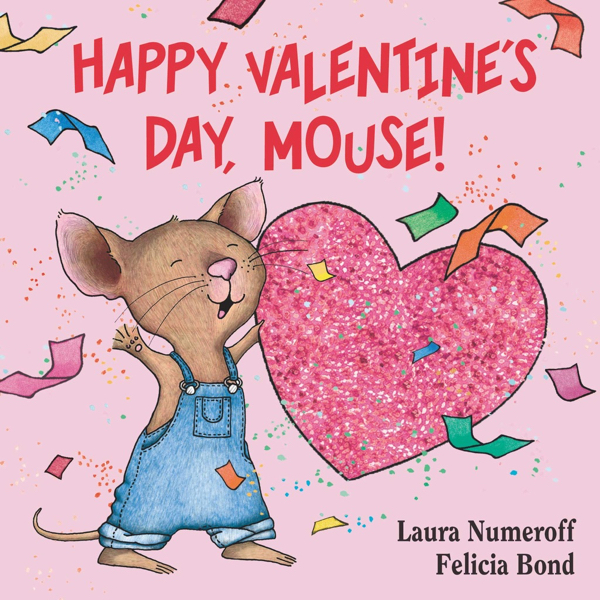 Happy Valentine's Day Mouse! Book
