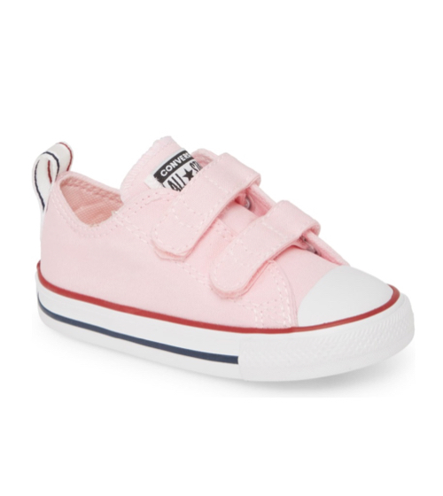 Pink Chuck Taylor Baby Sneakers Converse