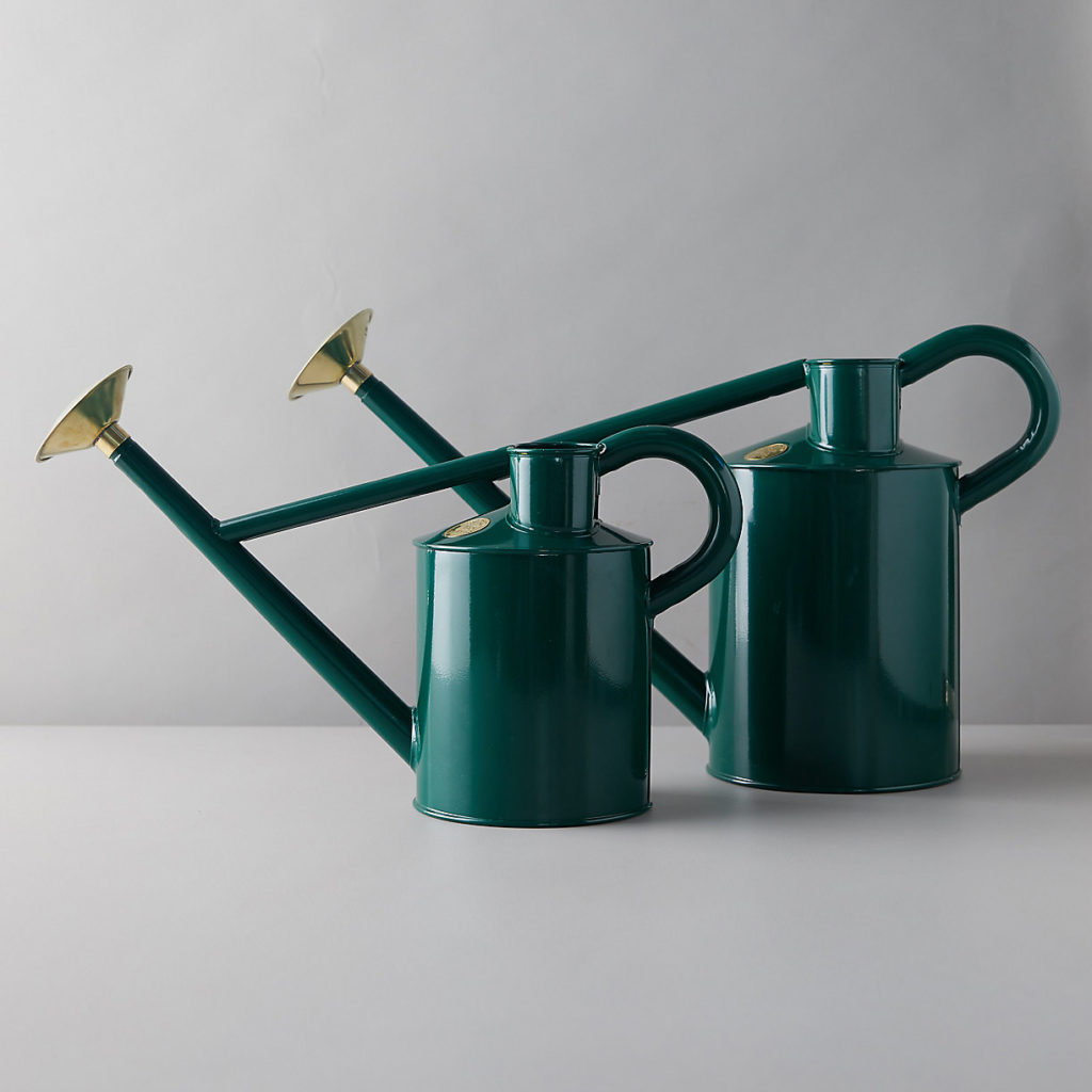 Haws Watering Can Green