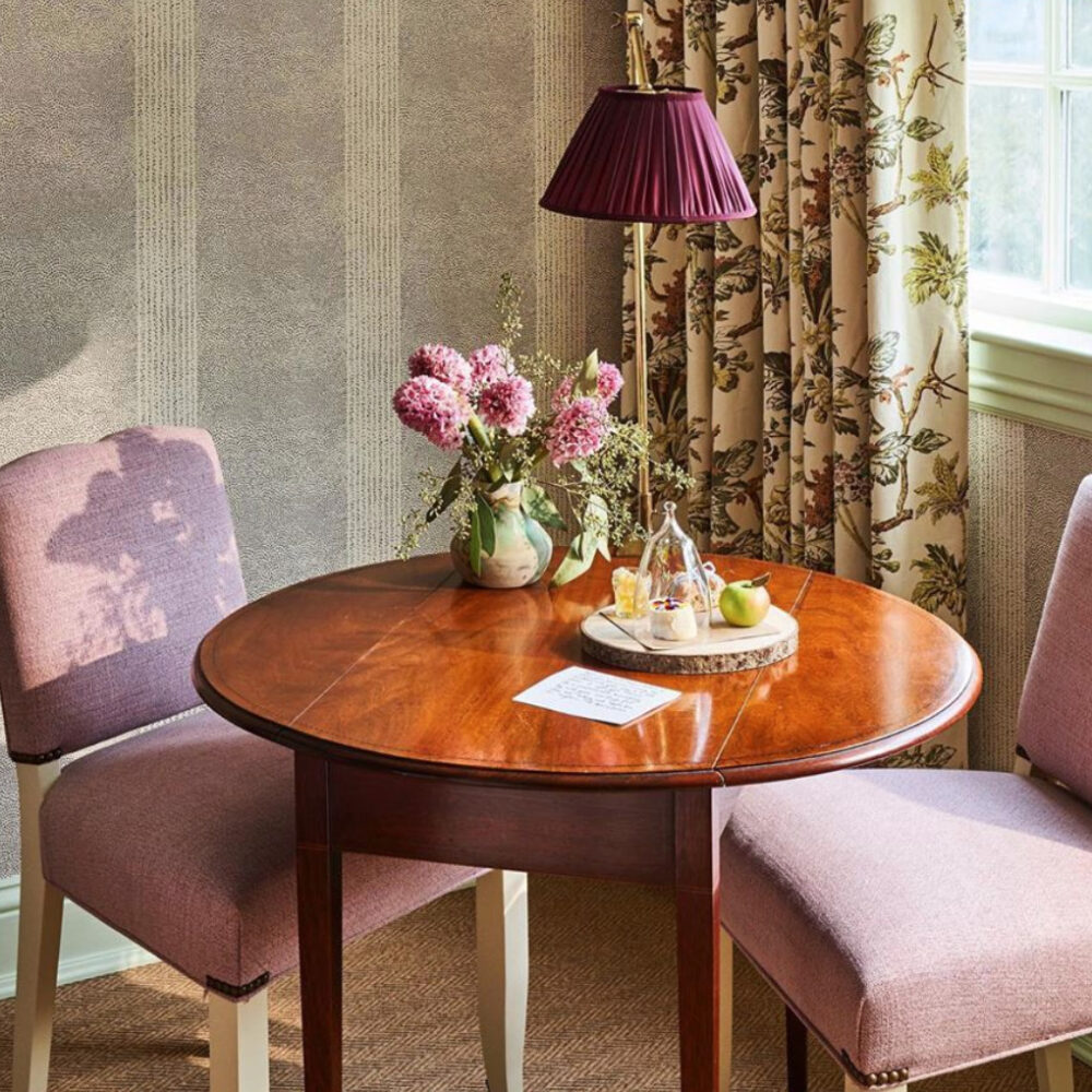Celerie Kemble Redecorates Connecticut's Mayflower Inn & Spa