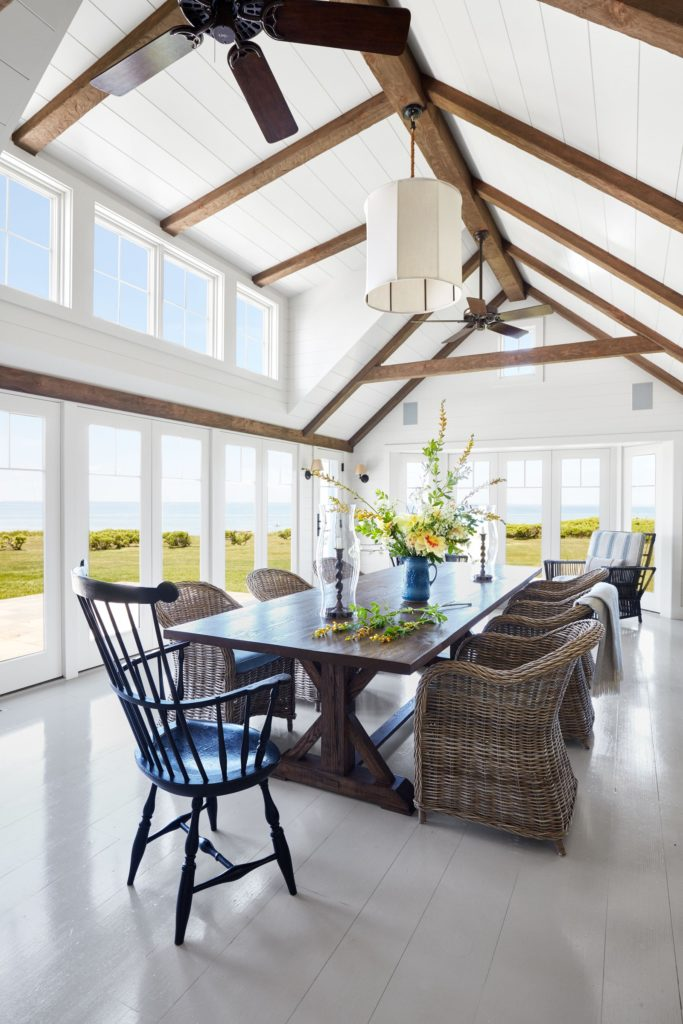 Martha's Vineyard cottage decorated by Victoria Hagan