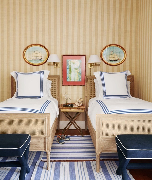 Inspiration for Gabe's Bedroom: Classic Decorating for Little Boys