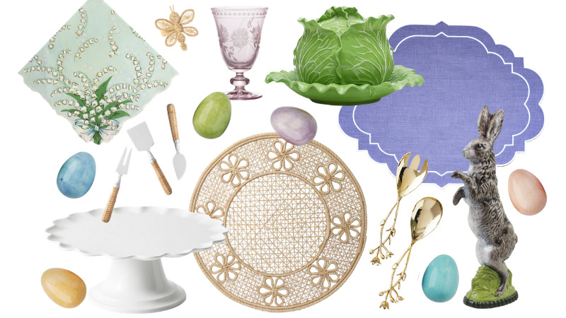 Spring Table Setting Ideas