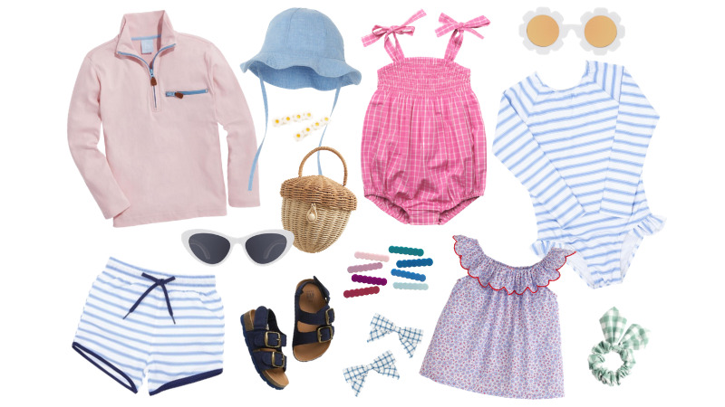 Spring Style for Little Ones