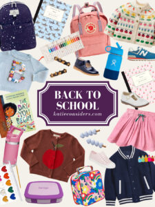 Back to School Finds for Little Ones
