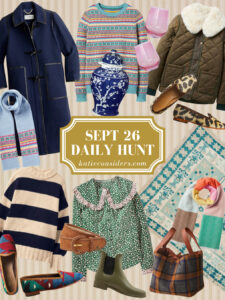 Daily Hunt: Sept 26, 2021